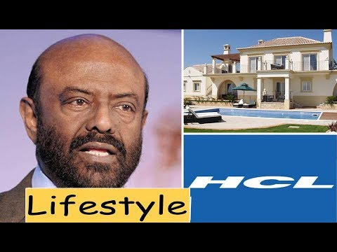 Shiv Nadar (co-founder of Hcl) lifestyle, house, car net worth, income