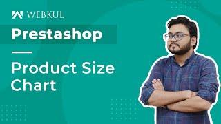 Prestashop Product Size Chart - Workflow & Configuration