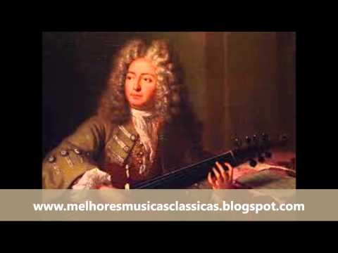 Marin Marais - The Bells of St  Genevieve