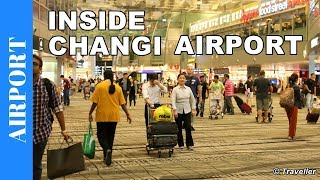 Inside Singapore Changi Airport - World´s Best Airport - Our Favorite Airport