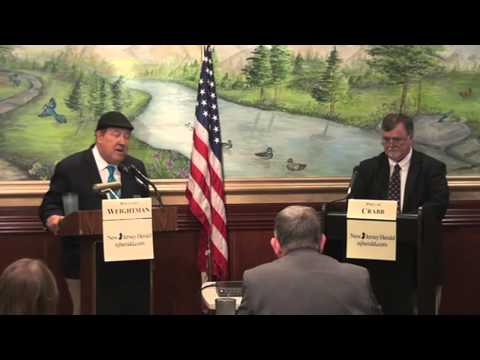 Sussex County Freeholder Debate