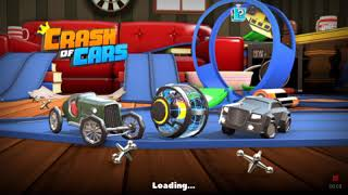 Playing Crash of Cars for the first time (laos pa ako dito)