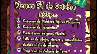 FESTIVAL DE LAS CALAVERAS 2014 - AYUNTAMIENTO DE VILLA HIDALGO JALISCO