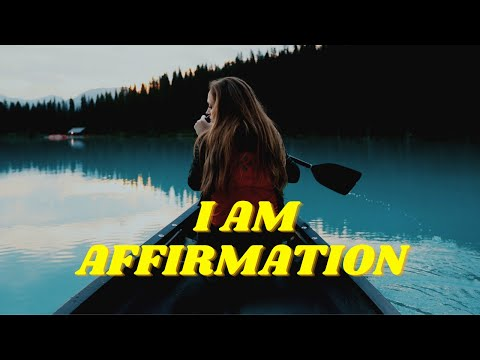 """I AM"" affirmations for Success 