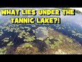 WHAT LIES Under the TANNIC LAKE?! (Exploring & Fishing a Lake in Franklin Township, NJ)