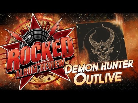 Demon Hunter – Out  Album Review  Rocked