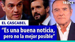 """""""El acuerdo entre PSOE y PP no está completo"""""""