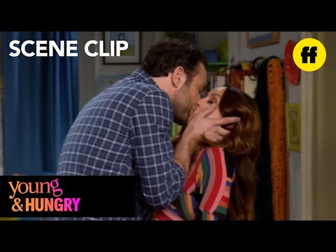 Young & Hungry  Season 5, Episode 10: Josh Kisses Sofia  Freeform