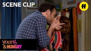 Young & Hungry   Season 5, Episode 10: Josh Kisses Sofia   Freeform