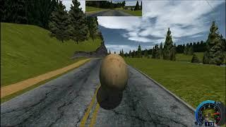 World Racing 2 - Driving a potato