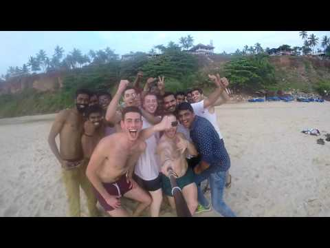 Thailand & India GoPro travel video