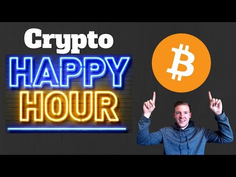 Crypto Happy Hour - Bitcoin GOES NUTS - December 7th Edition
