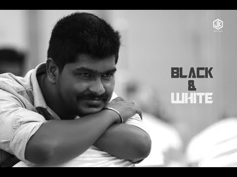 Dramatic Black and White Photoshop Tutorial I JK Designs thumbnail