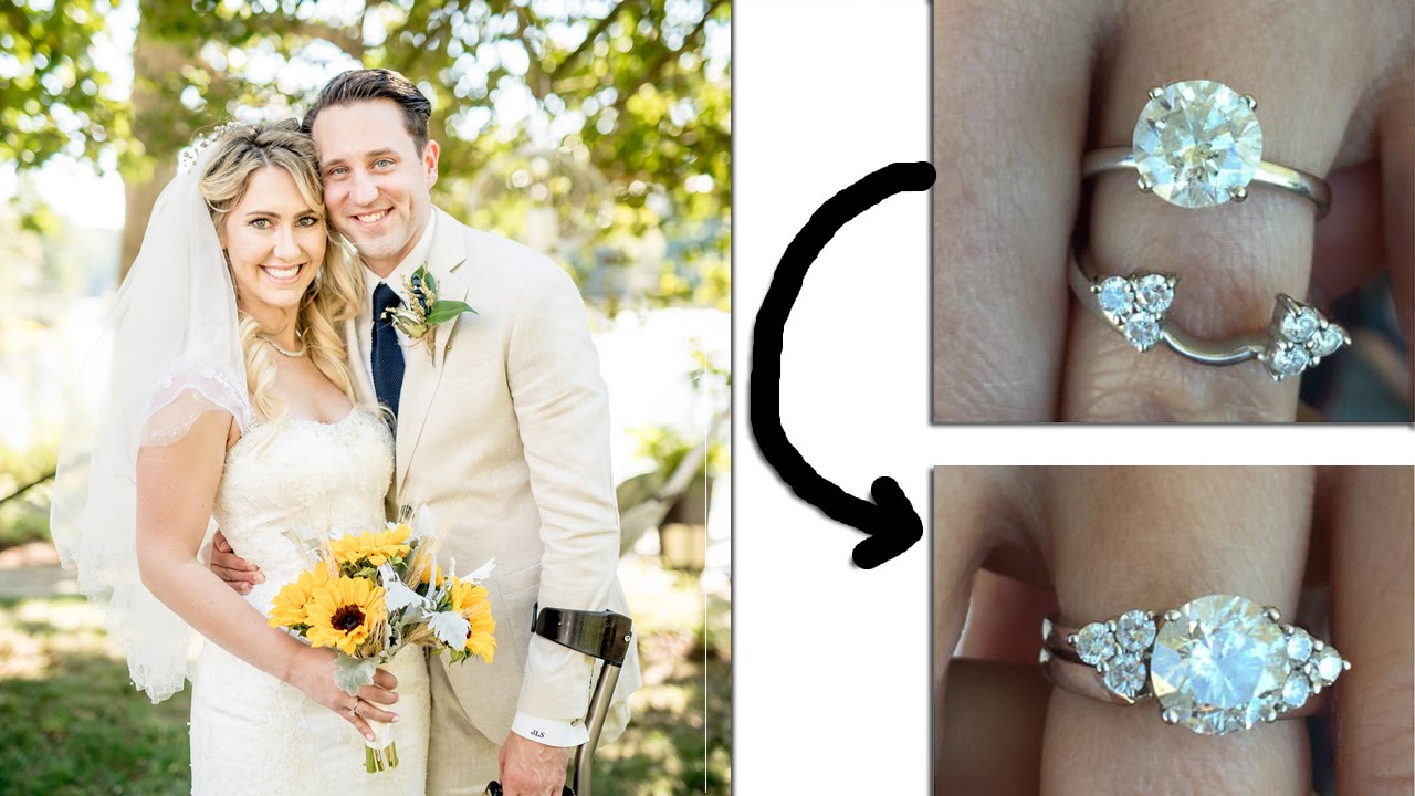 How i lost replaced my wedding ring for 10 youtube junglespirit Choice Image