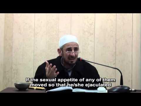 4- Ablution Nullifiers | Al-Shafi
