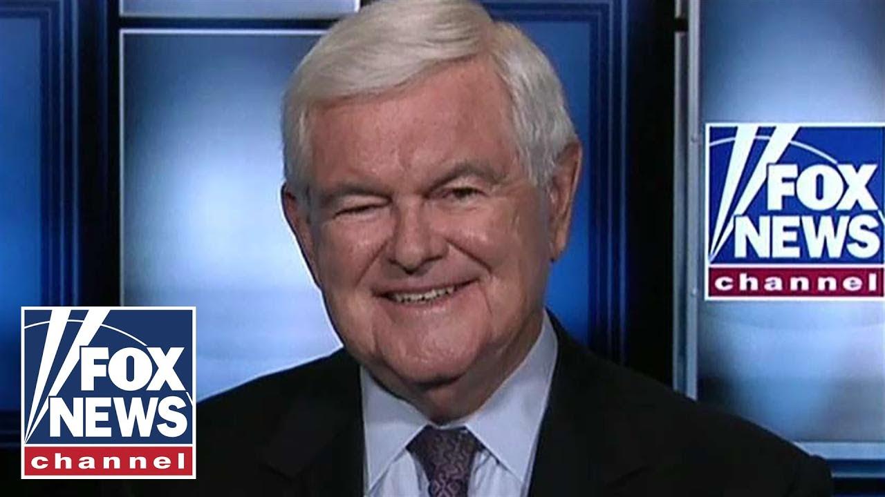 FOX News Newt Gingrich calls New York Times a 'propaganda paper'
