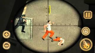 Police Sniper Prison Guard Review