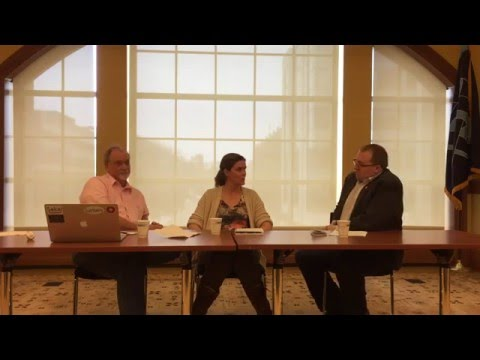 2016.02.09 [Panel] Perspectives on Online Courses from the Trenches