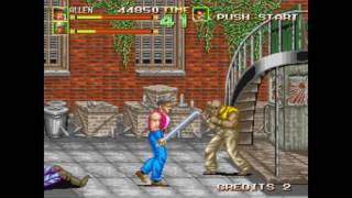 64th Street. A Detective Story (JAP 1991) - Retro Games - MAME in 2k