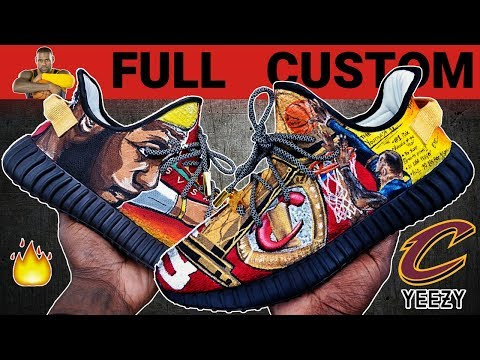 san francisco 36a51 95221 Full Custom | Lebron James