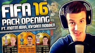 FIFA 16 Pack Opening #9 - Wie geht