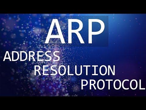 ARP | ADDRESS RESOLUTION PROTOCOL [HINDI]
