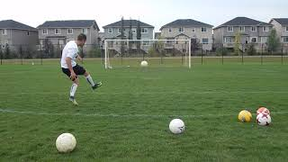 How To Shoot a Soccer Ball with Power and Accuracy Ultimate Guide to Strike a Football like a pro
