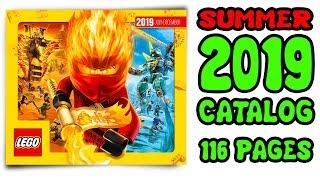 Lego Summer Catalog 2019 All Lego Sets   Sets Images   All Lego Summer Sets 2019 New!   116 Pages