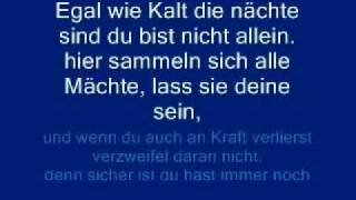 Van Canto - Neuer Wind + Lyrics