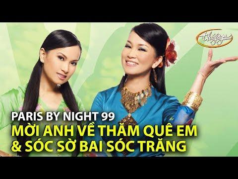 Hà Phương & Hương Thủy - LK Mời Anh Về Thăm Quê Em & Sóc Sờ Bai Sóc Trăng   PBN 99