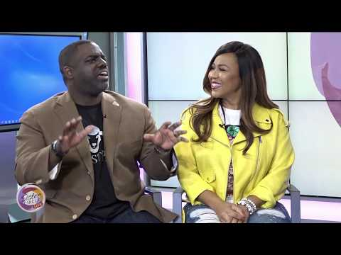 Sister Circle Live | Warryn & Erica Campbell *Exclusive Full Interview* | TVOne