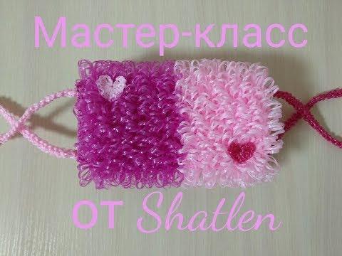 ПОТРЯСАЮЩАЯ мочалка! НОВЫЙ способ вязания ПЕТЛИ. Мастер-класс для начинающих от Shatlen Шален.