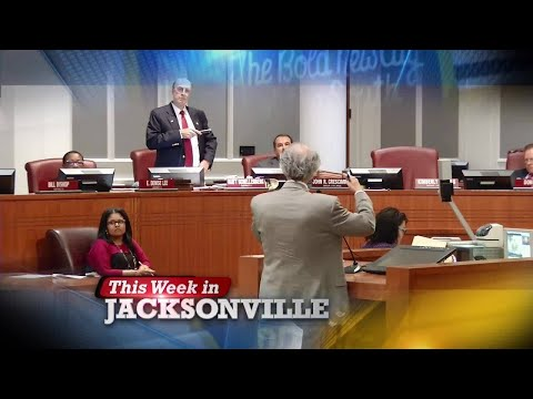 This Week In Jacksonville: City's Financial Health