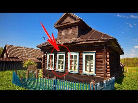 На дом СТАРИКА в деревне напали ВОРЫ. Они хотели лёгкой наживы, но были В ШОКЕ от сюрприза в доме...
