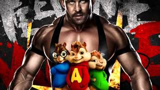 WWE Ryback New Theme Song 2012 alvin and the chipmunks
