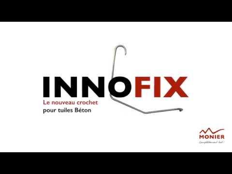 Innofix Le Nouveau Crochet Pour Tuiles Béton