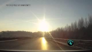 Падение метеорита 15.02.2013