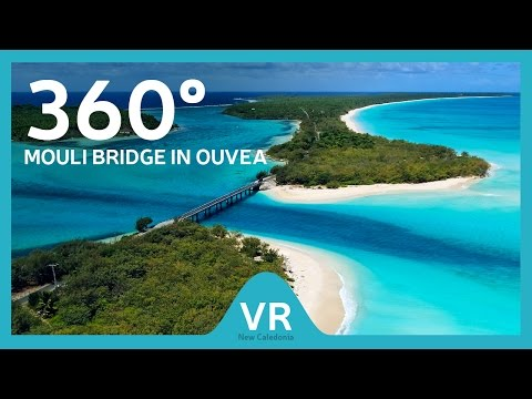 360° video: Island Hopping - Discover the many worlds of New Caledonia