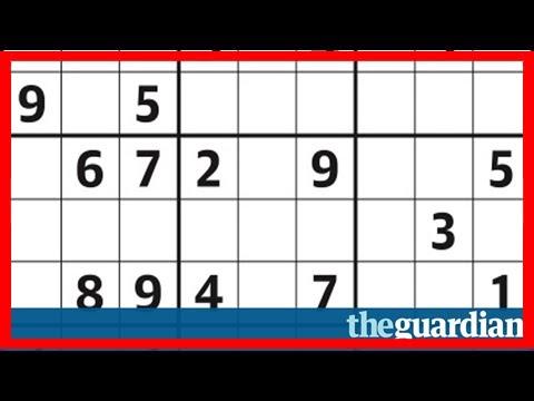 Breaking News | Sudoku 3881 medium