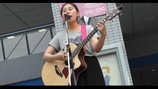 歌姫ライヴ 初夏スペシャル ORC200 オーク広場 仲嶺由里菜 https://twit...