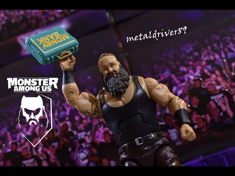 WWE Elite 68 Braun Strowman Review