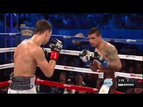 Simple boxing using jab to control whole fight like Viktor Postol vs. Lucas Matthysse fight analysis