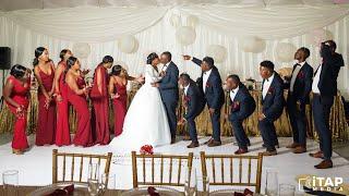 William & Rumbidzai's Wedding Highlights