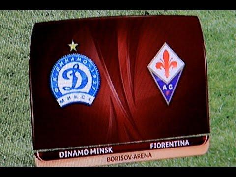 Dinamo Minsk Vs. Fiorentina - BATE Arena - Borisov (Barysaw) Belarus Match Stream Fiorentino