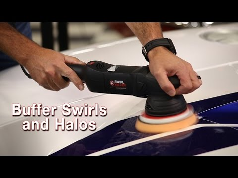 Part Two: Buffer Swirls and Halos | Paint Correction Process