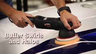 Part Two: Buffer Swirls and Halos | Paint Correction Process Rotary...