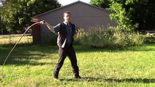 Bullwhip Tutorial Lesson 8: The Overhand Crack