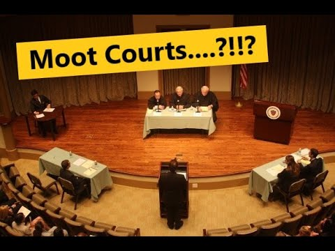 What is a MOOT COURT ??