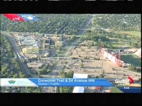 Calgary Global Morning News CDI August 6