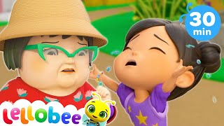Accidents Happen Boo Boo Song! | @Lellobee City Farm - Cartoons & Kids Songs | Learning Rhymes